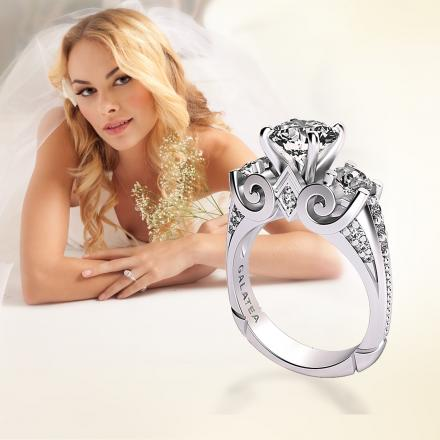 Princess Collection - Engagement ring
